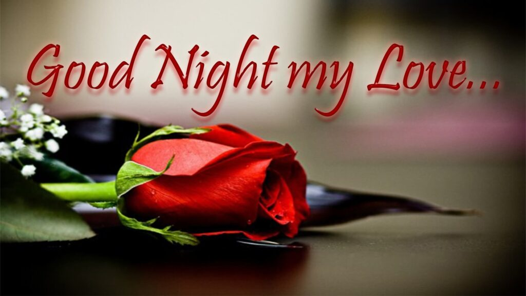 Romantic good night Images wishes