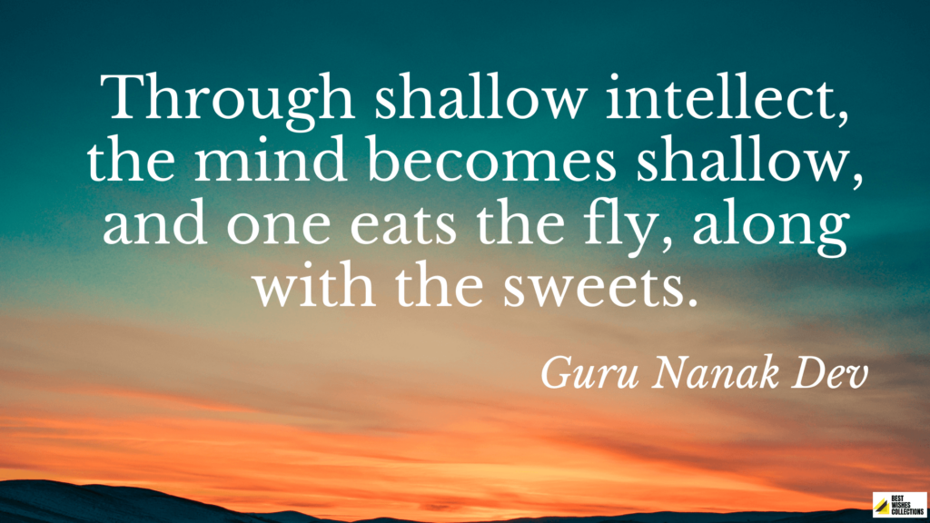 sayings of guru nanak