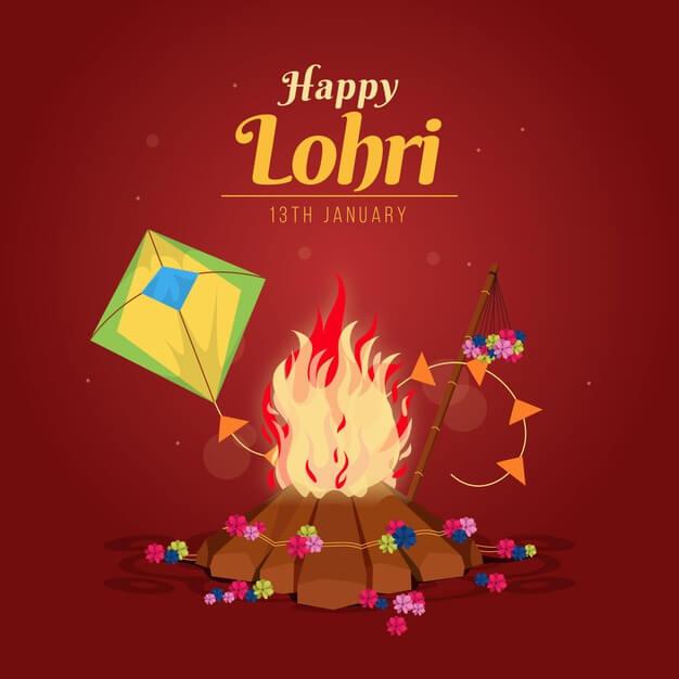 Lohri Wallpaper