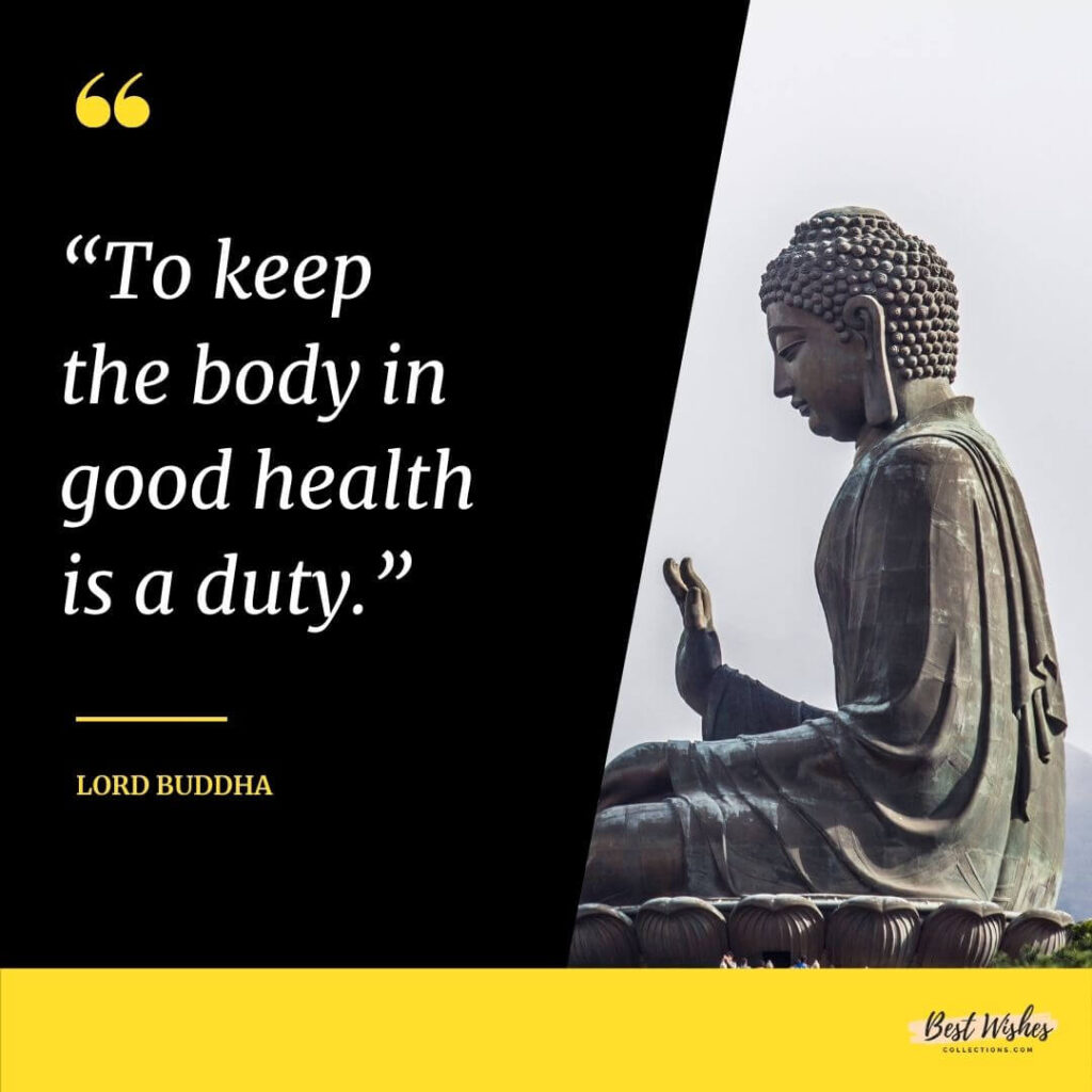 Lord Buddha Motivational Quotes Images