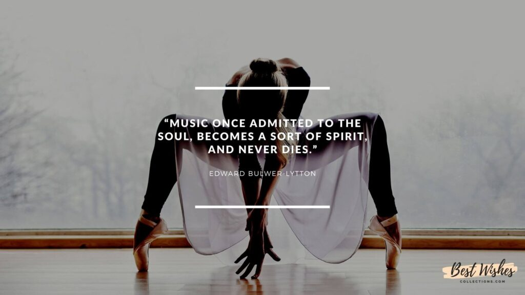 International Dance Day Images quotes by Edward Bulwer Lytton