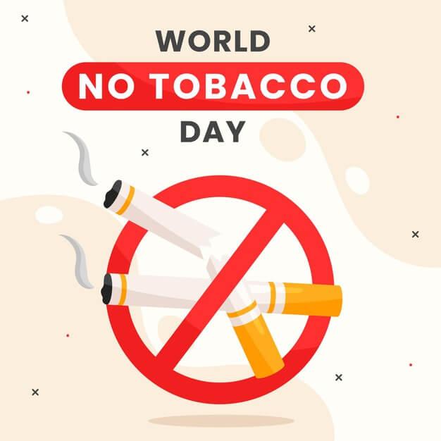 no smoking poster making drawing