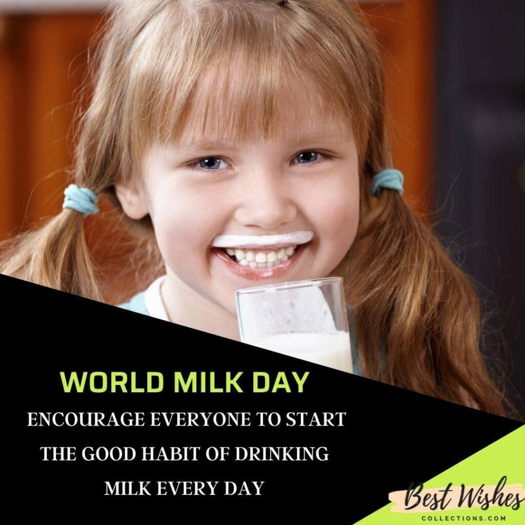 world milk day status