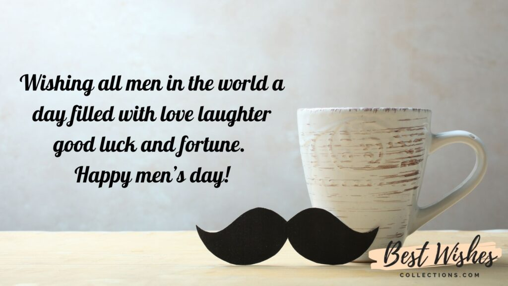 men's day wishes