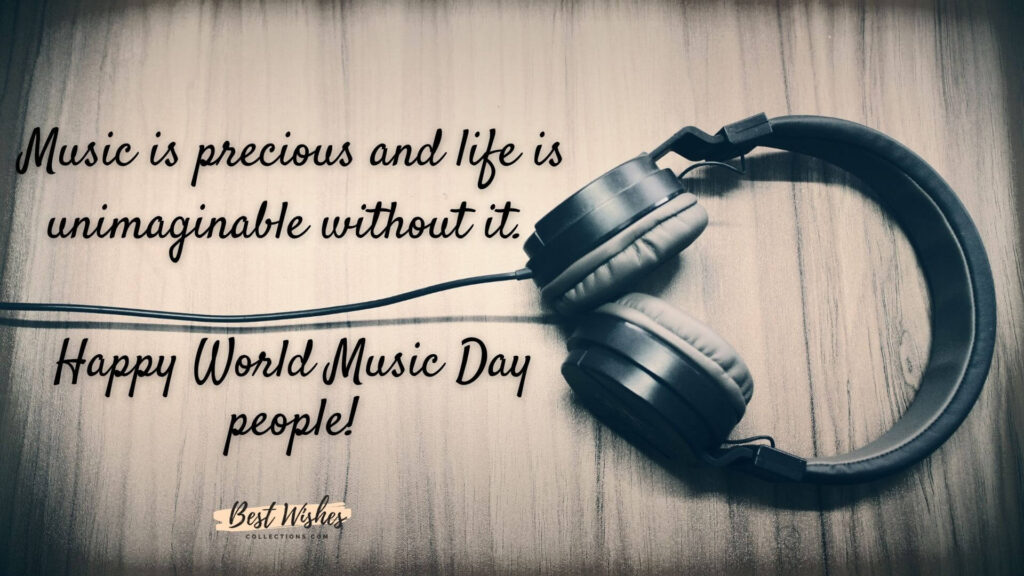 World Music Day Images