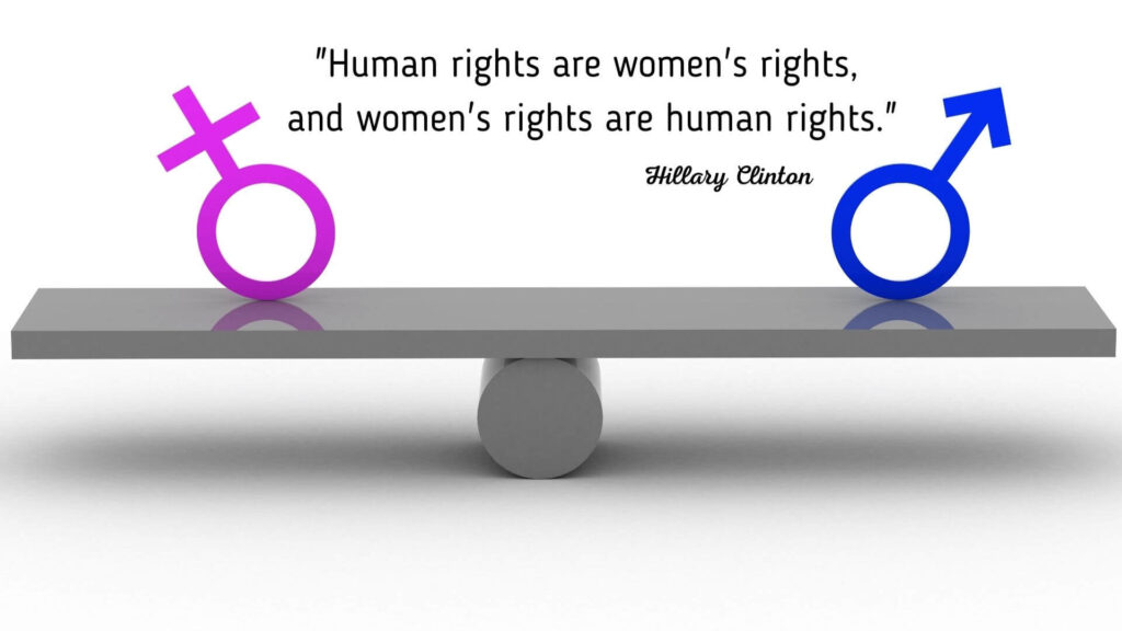 Hillary Clinton quote on Women's Equality