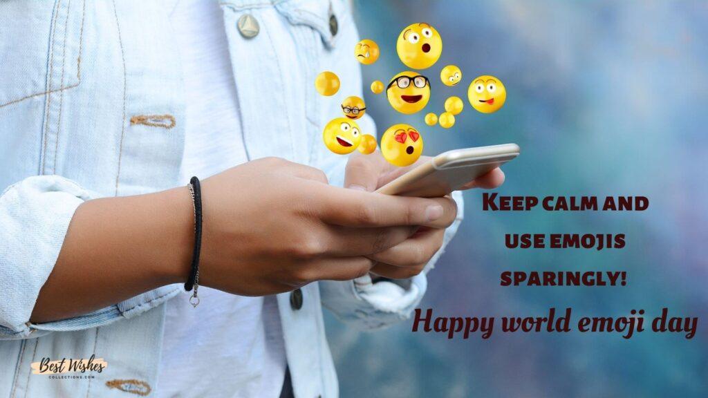 world emoji day quotes
