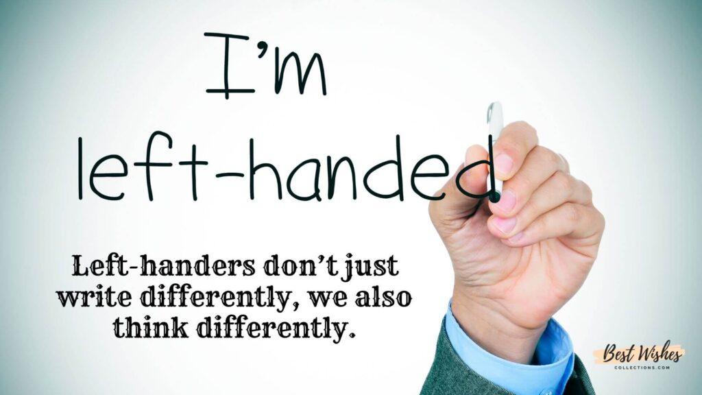 International Left-Handers Day Images
