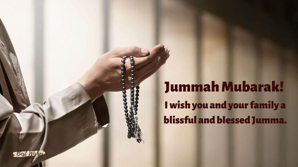 Jumah friday prayers