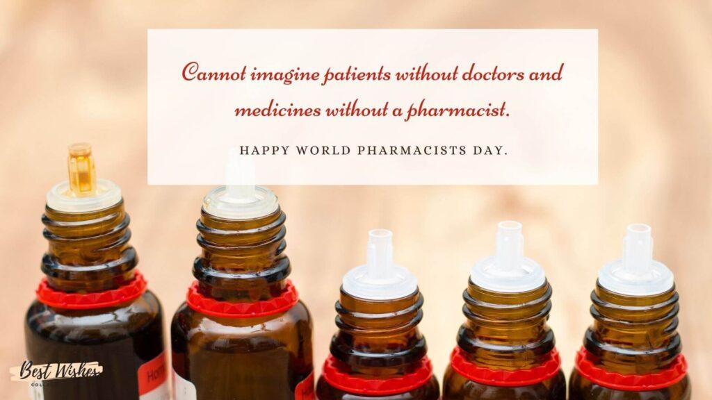 Happy World Pharmacist Day