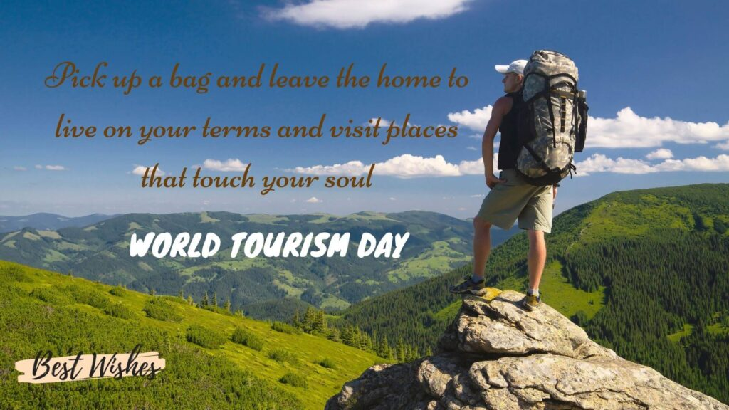 World Tourism Day Messages