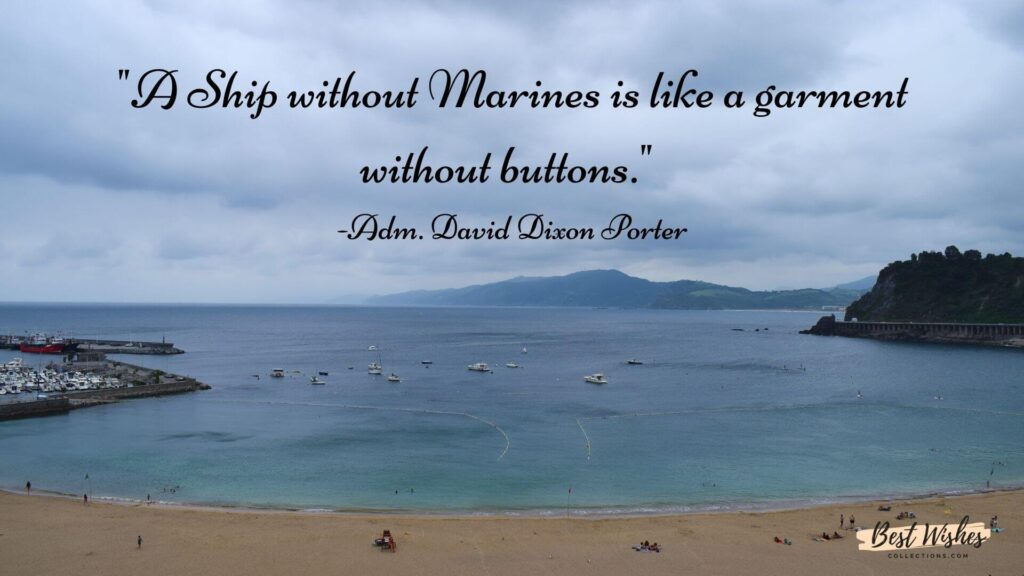 World Maritime Day Quotes