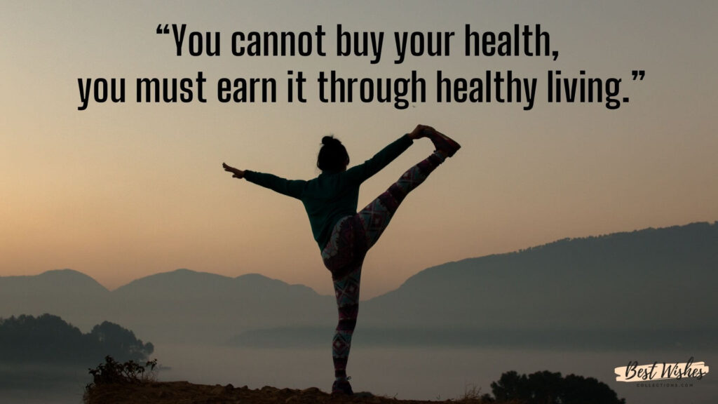 Best Health Quotes To Inspire You To Stay Healthy